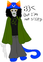 Sl33py Nepeta by Jolts-of-Blue