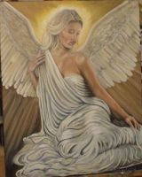 angel of hope by Lukesart