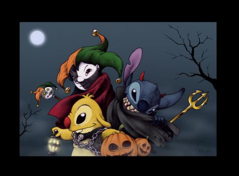 Trick or Treat by Ribera