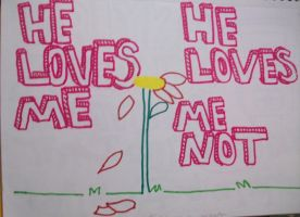 He Loves Me Not by Notebook-Queen