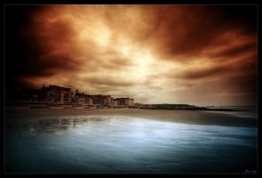 Water and Fire by zardo