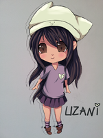 Uzani Iz Back by Uzani