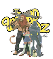 Mike Rayner's WIZARD OF OZ by RAYN3R-4rt