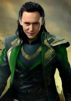 Loki, Thor 2 - The Dark World by Loki-pls