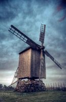 Milling the wind by Jno-J