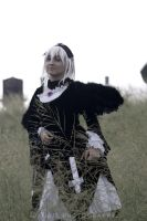 Suigintou smile??? x3 by PrisCosplay