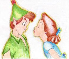 Peter and Wendy by MOD37