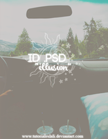 ID 'illusion' .PSD by tutorialeslali
