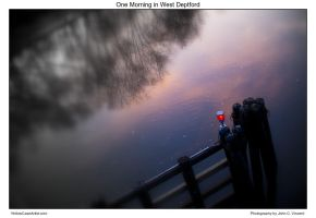 One Morning in West Deptford by yellowcaseartist