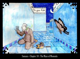 Sansara 10 - Maze of Moments by HweiChow