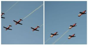 Riverfire 07 : Roulettes by phoenirius