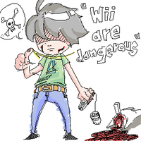 Wii are dangerous by babtong