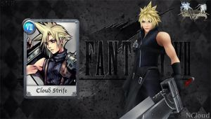 Dissidia 012 Cloud 5 by NaughtyBoy83