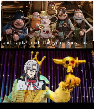 captain ferid by 1meee-forever
