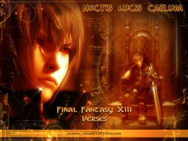 Final fantasy XIII Verses by A by areemus