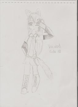 another vocaloid by munchymunchianime