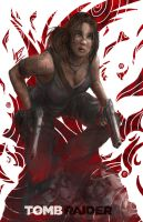 Tomb Raider - Forged in Blood, Fire, and Ice by W-E-Z