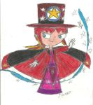 Rachel's Rebooted Magician Outfit by RedJoey1992