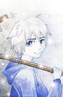 Jack Frost, my Jack Frost... by scilk