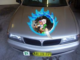 possible art to put on my car. by Dedge