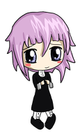Crona Chibi by IcyPanther1