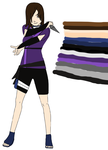Ayame's new design by yaoilover998