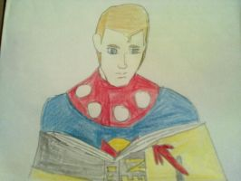 miracleman reads watchmen by ermacisback