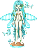 CE: Ocean Fairy by 00QuothTheRaven00