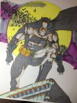 batman Ace Continuado colors Jeremy Scully by Drakelb