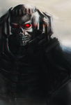 Berserk -  Skull knight by Chooone