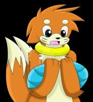 Nathan The Buizel by Sonic201000
