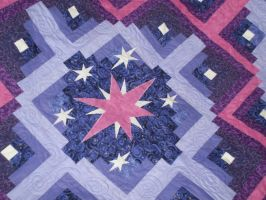 Cutie Mark from Twilight Quilt - for Rob by setralynn