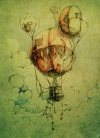 baloons by 7y8i
