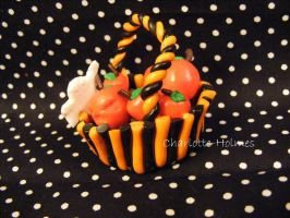 Halloween Apples by Charlotte-Holmes