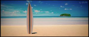Surfboard by xcEmUx