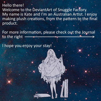Welcome by SnuggleFactory