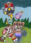 Unhappy Easter by Lady-KL