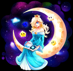 Rosalina: Bedtime Story by Invidiata