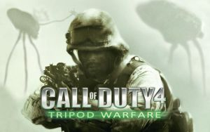 Call of Duty 4 Tripod Warfare by SparticusX