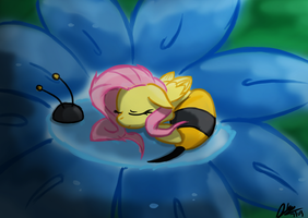 Flutterbee by MrAsianhappydude