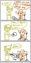 Punstuck: Comeback by CodeAwesome