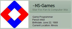 NS-Games ID by NS-Games