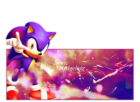 Sonic signature# by ksop