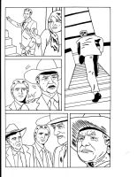 Dallas Page 6 (Inked) by RoyPrince