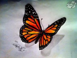 Mariposa by George-B-Art