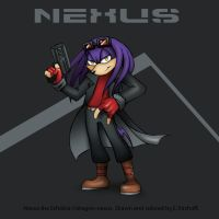 Nexus the Echinda Fanart by Yastach