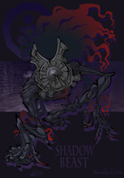 Hyrule's Most Heinous - Shadow Beast by BrendanCorris