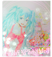 Out - Miku _01 firma by MayChan09
