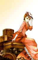 Lady by HTHI