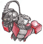 Sideswipe : In Your Face by seeker-of-the-skies